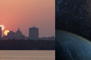 Điều gì xảy ra với Trái đất nếu vũ trụ tồn tại 2 Mặt trời?