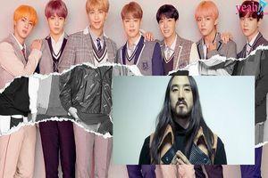 Sản phẩm mới của DJ Steve Aoki và BTS cực bắt tai nhưng lại gây hụt hẫng khi chỉ có 3 thành viên góp giọng