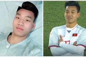 Hình ảnh mới nhất của Vũ Văn Thanh sau điều trị - Vừa phẫu thuật xong đã selfie trong phòng hồi sức