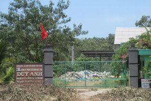 Bình Định: Nhà máy xử lý và chế biến rác thải sinh hoạt bị đình chỉ vẫn hoạt động, nhân dân kéo đến phản đối