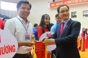 Khai mạc Hội thao các cơ sở giáo dục nghề nghiệp toàn quốc tại Cần Thơ