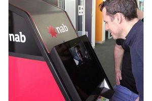 Trình làng máy ATM sử dụng công nghệ nhận diện khuôn mặt