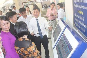 Binh Dương áp dụng hệ thống thông minh đo chất lượng phục vụ hành chính công