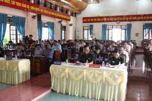 Triển khai, thực hiện có hiệu quả quy chế phối hợp giữa Đảng ủy Bộ đội Biên phòng tỉnh với cấp ủy các huyện biên giới của tỉnh Đắk Lắk