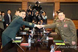 Hai miền Triều Tiên nhất trí mỗi bên rút 11 trạm gác biên giới