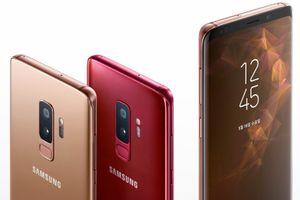 Samsung Galaxy S10 năm tới có thể có 6 biến thể màu sắc