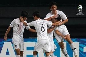 U19 Hàn Quốc thắng U19 Việt Nam trong trận đấu có 3 quả penalty