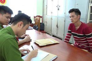 Bắt giữ đối tượng đang vận chuyển 2 bánh heroin ở Thanh Hóa