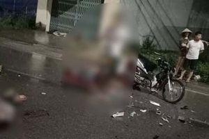 Thông tin chính thức vụ xe máy đấu đầu khiến 7 nam nữ tuổi teen thương vong