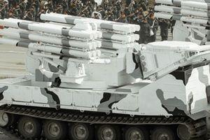 Nga đưa phiên bản Bắc Cực hệ thống tên lửa Tor-M2DT vào trực chiến