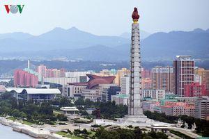 Ghé thăm tháp Juche - Biểu tượng tự cường của Triều Tiên