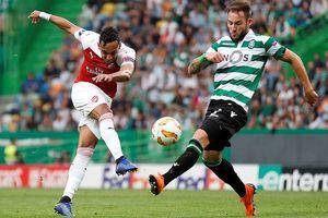 Toàn cảnh Sporting 0-1 Arsenal: Pháo thủ độc chiếm ngôi đầu