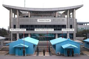Hàn-Triều giải giáp vũ khí ở vùng biên giới 'nguy hiểm' nhất thế giới