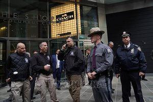 Mỹ phát hiện thêm 2 bưu kiện tình nghi chứa bom