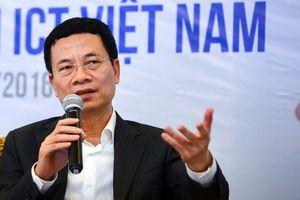 Infographic: Những phát ngôn truyền cảm hứng của Bộ trưởng Thông tin và Truyền thông Nguyễn Mạnh Hùng