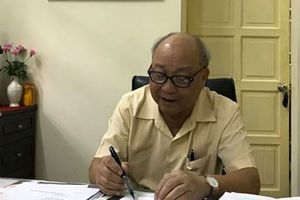 Trả con dấu Liên đoàn bóng đá Hà Nội, ông Nguyễn Quốc Triệu nói gì?