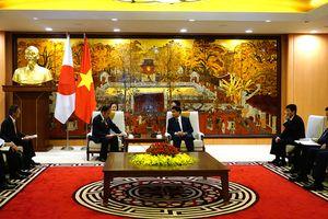 Thủ đô Hà Nội và tỉnh Saitama (Nhật Bản) mở rộng hợp tác