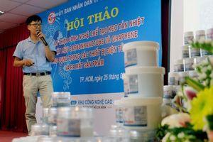 Keo tản nhiệt DSA: Quả ngọt mới từ hoạt động nghiên cứu khoa học