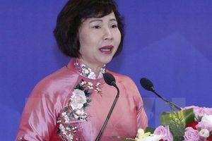 Vì sao Thứ trưởng bị miễn nhiệm Hồ Thị Kim Thoa bán 1,68 triệu cổ phiếu Điện Quang?
