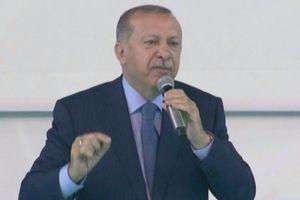 Ông Erdogan: Các nhóm người Kurd ở bắc Syria sẽ được 'xử lý triệt để'