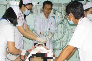Bị cướp giật túi xách, 1 phụ nữ chết thảm, 1 bị thương