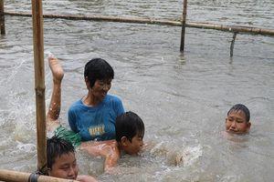 Bà Sáu Thia dạy bơi miễn phí được vinh danh 'Sống đẹp'