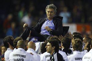 'Sớm muộn Mourinho cũng trở về Real Madrid'