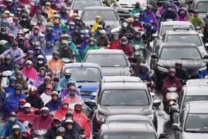 Dân số Hà Nội năm 2020 bằng dự báo cho 30 năm sau