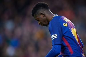 'Bom tấn' Dembele của Barca làm hại bản thân vì vô kỷ luật