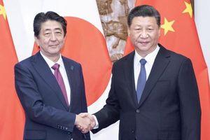 Trung Quốc, Nhật Bản hâm nóng quan hệ với 'bước ngoặt lịch sử'