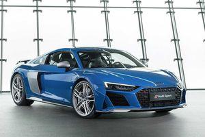 Audi R8 V10 2019 ra mắt, mạnh mẽ và thể thao hơn