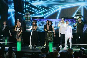 Những khoảnh khắc kịch tính tại vòng đối đầu Huda Central's Top Talent