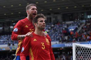 Mâu thuẫn Ramos - Pique: Khi 'Siêu kinh điển' không chỉ là bóng đá