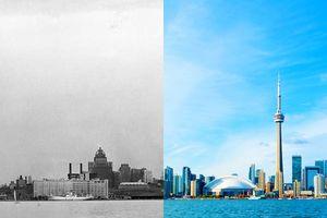 Cảnh đường chân trời ở 7 thành phố lớn trên thế giới thay đổi ra sao?