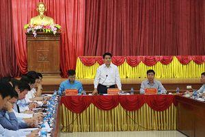 Chủ tịch Nguyễn Đức Chung: Dành nguồn lực đầu tư giáo dục, y tế tại huyện Ứng Hòa