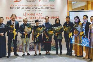 David Wenham khuấy động Liên hoan phim quốc tế Hà Nội lần V