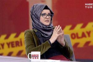 Hôn thê nhà báo Saudi Arabia bị sát hại từ chối lời mời của ông Donald Trump