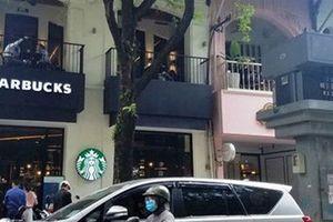 Đại diện Starbucks nói gì vụ khách mất Macbook gần 40 triệu?