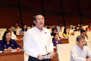 Đại biểu Quốc hội: 'Động lực tăng trưởng trông vào tổng cung'