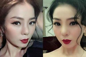 Lệ Quyên: 'Make up khá vất vả với sống mũi không sụn của Quyên'