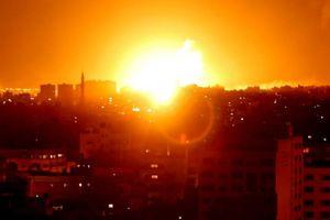 Israel nổi giận đòi trừng phạt Iran, Syria vì vụ tấn công rocket
