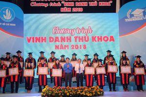 TP Hồ Chí Minh vinh danh 78 thủ khoa năm 2018