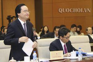 Bộ trưởng Phùng Xuân Nhạ: Kiên quyết chống tiêu cực thi cử