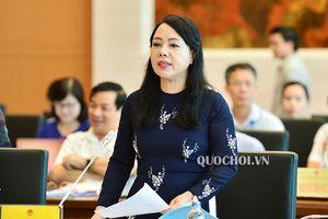 Bộ trưởng Nguyễn Thị Kim Tiến: Nhà vệ sinh bệnh viện nào bẩn, giám đốc ở bẩn