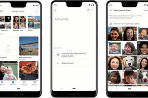 Google Photos giới hạn 10.000 ảnh cho Live Albums