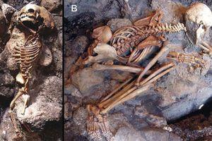 Cái chết kinh hoàng của những nạn nhân núi lửa
