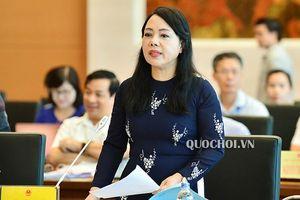 Bộ trưởng Bộ Y tế nói về giải pháp 'kiềng 3 chân'
