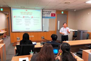 Hàn Quốc hỗ trợ Việt Nam về truyền thông chính sách