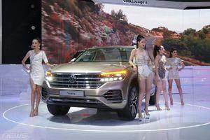 VMS 2018: Những mẫu xe chiến lược của Volkswagen tại Việt Nam