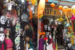 Đồ chơi Halloween không rõ nguồn gốc tràn ngập thị trường